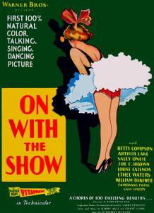 On with the Show! (1929)