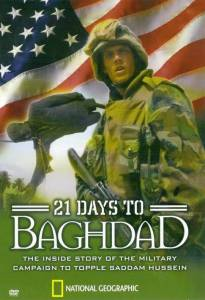 Смотреть National Geographic: 21 Days to Baghdad (ТВ) бесплатно без регистрации