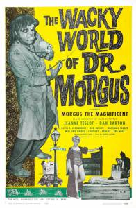 The Wacky World of Dr. Morgus (1962)