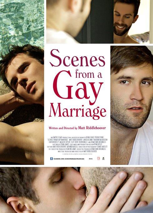 No gay marriage
