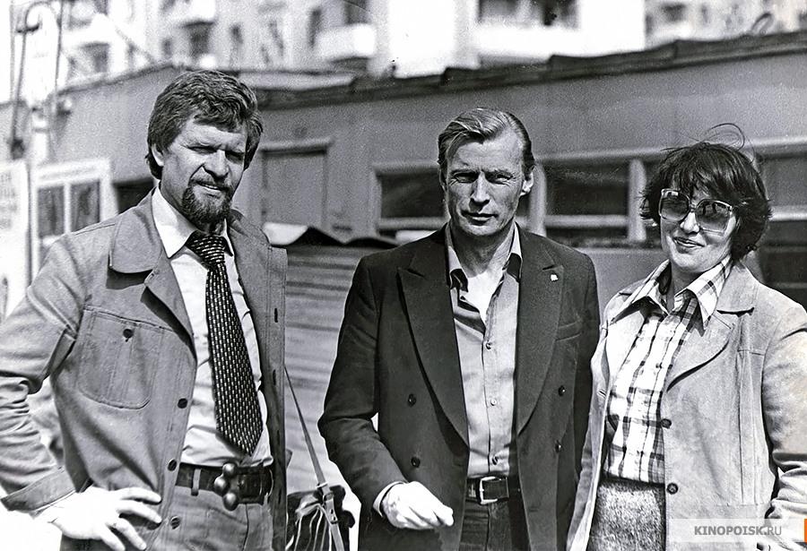 Фильм Странный отпуск (мини-сериал) (1980) смотреть онлайн бесплатно в HD качестве