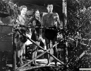Кинофильм Тарзан и охотница Tarzan and the Huntress / [1947] онлайн без регистрации