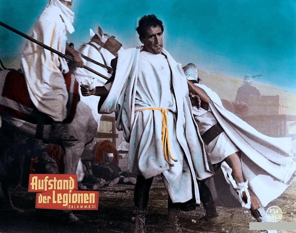 Саламбо Фильм 1960 Скачать Торрент - фото 10